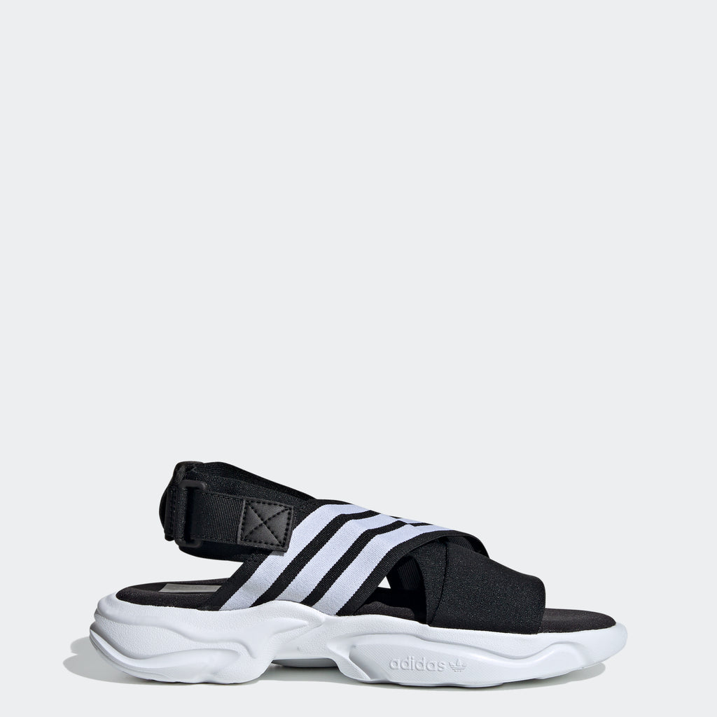Women's adidas Originals Magmur Sandals Black