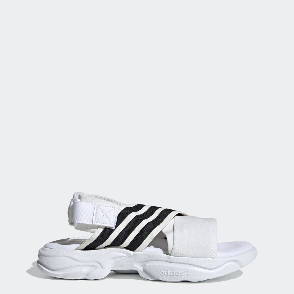 Women's adidas Originals Magmur Sandals White