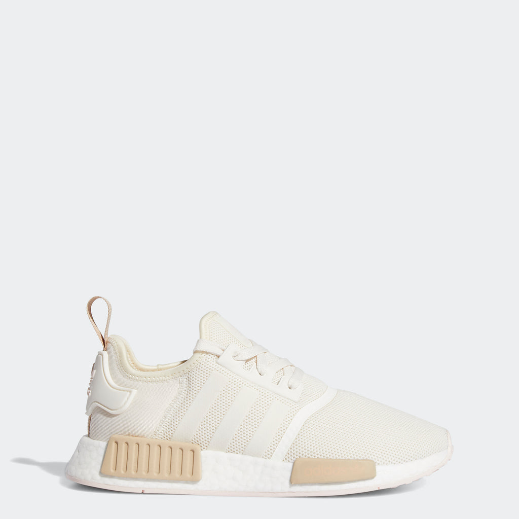 Women's adidas Originals NMD_R1 Shoes Chalk White