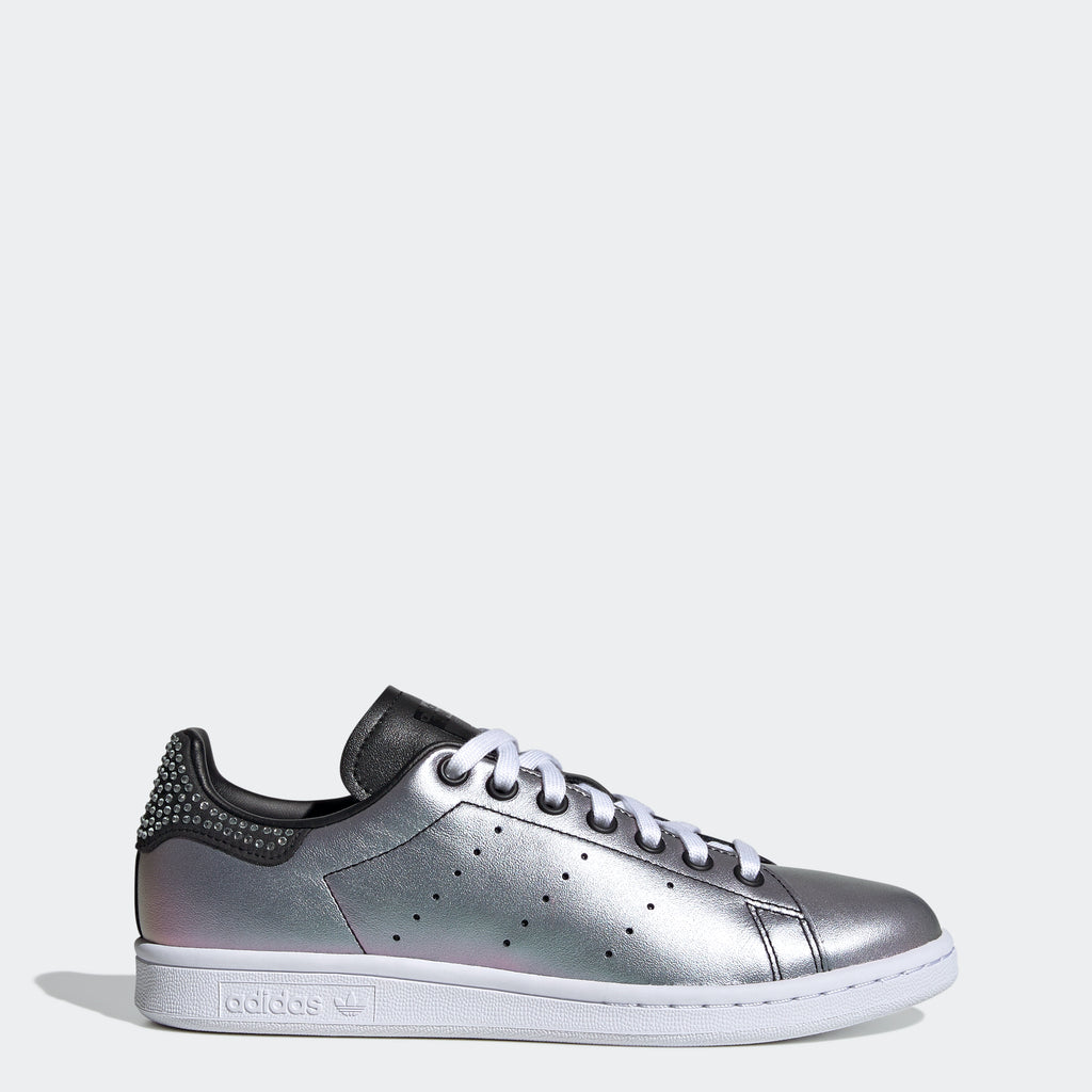 Women's adidas Originals Stan Smith Shoes Bedazzled