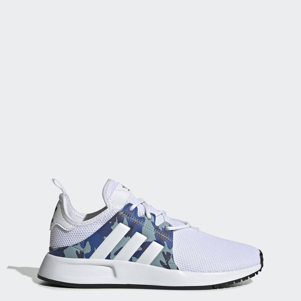 Kid's adidas Originals X_PLR Shoes White Camo