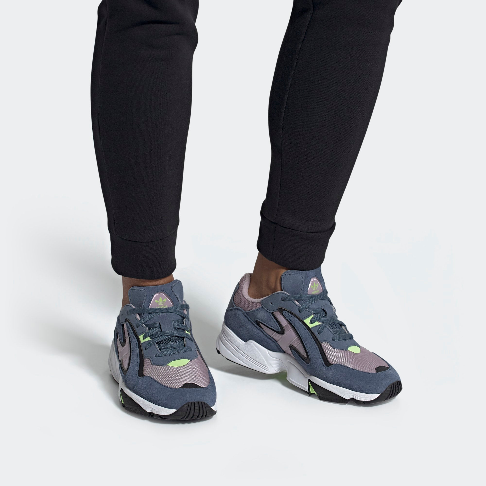 adidas Yung-96 Chasm Shoes Tech Ink