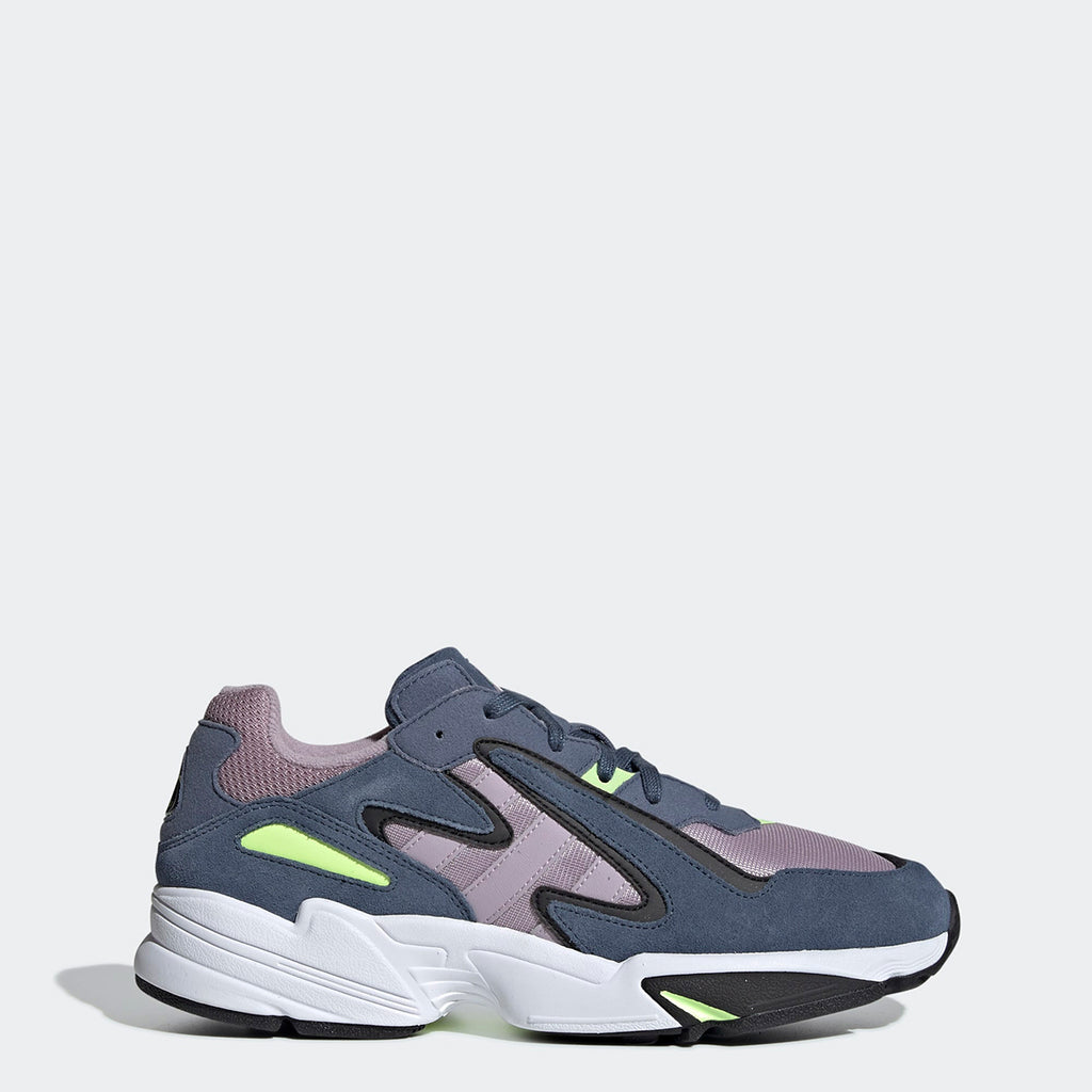 Men's adidas Originals Yung-96 Chasm Shoes Tech Ink