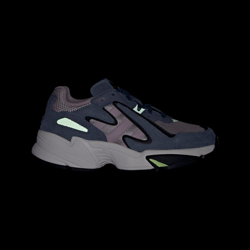 Kid's adidas Originals Yung-96 Chasm Shoes Tech Ink