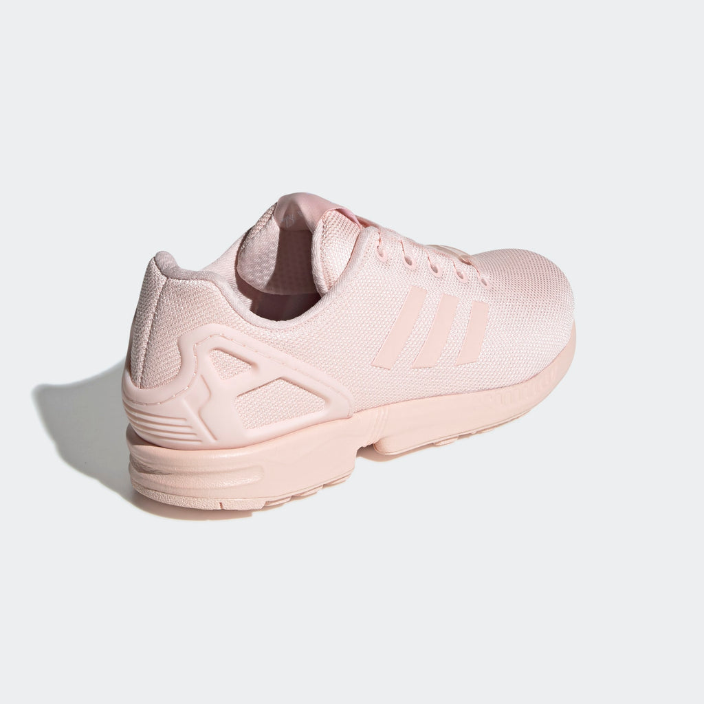 Kid's adidas Originals ZX Flux Shoes Ice Pink