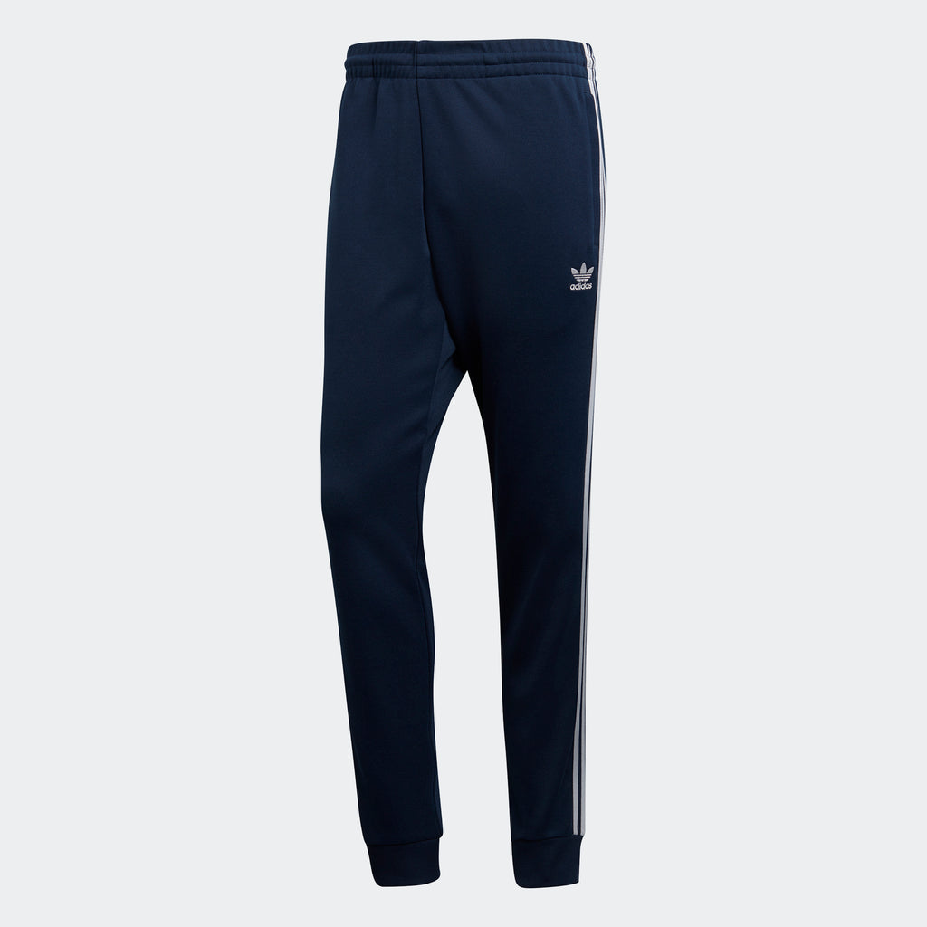 Men's adidas Originals SST Track Pants Navy