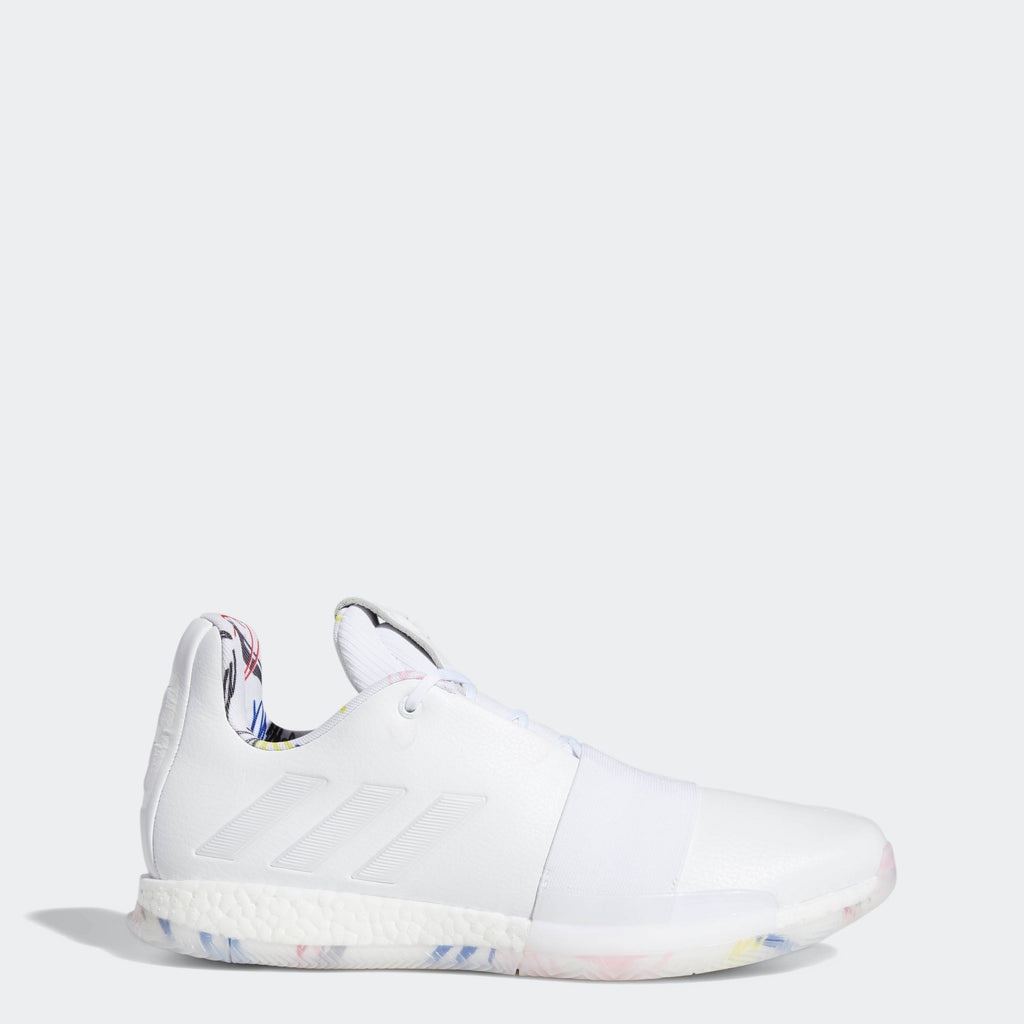 Men's adidas Basketball Harden Vol. 3 Shoes Cloud White
