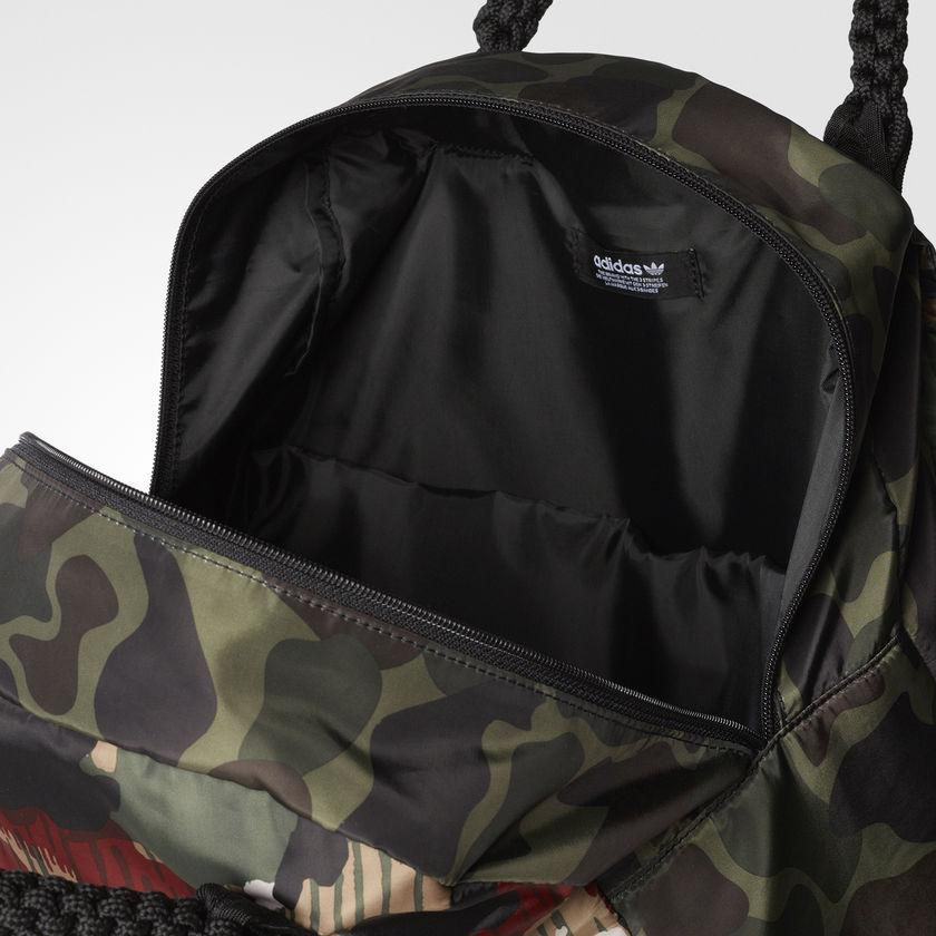 4dcca901ea93c ... norway adidas originals pharrell williams hu hiking backpack camouflage  65ae2 75437