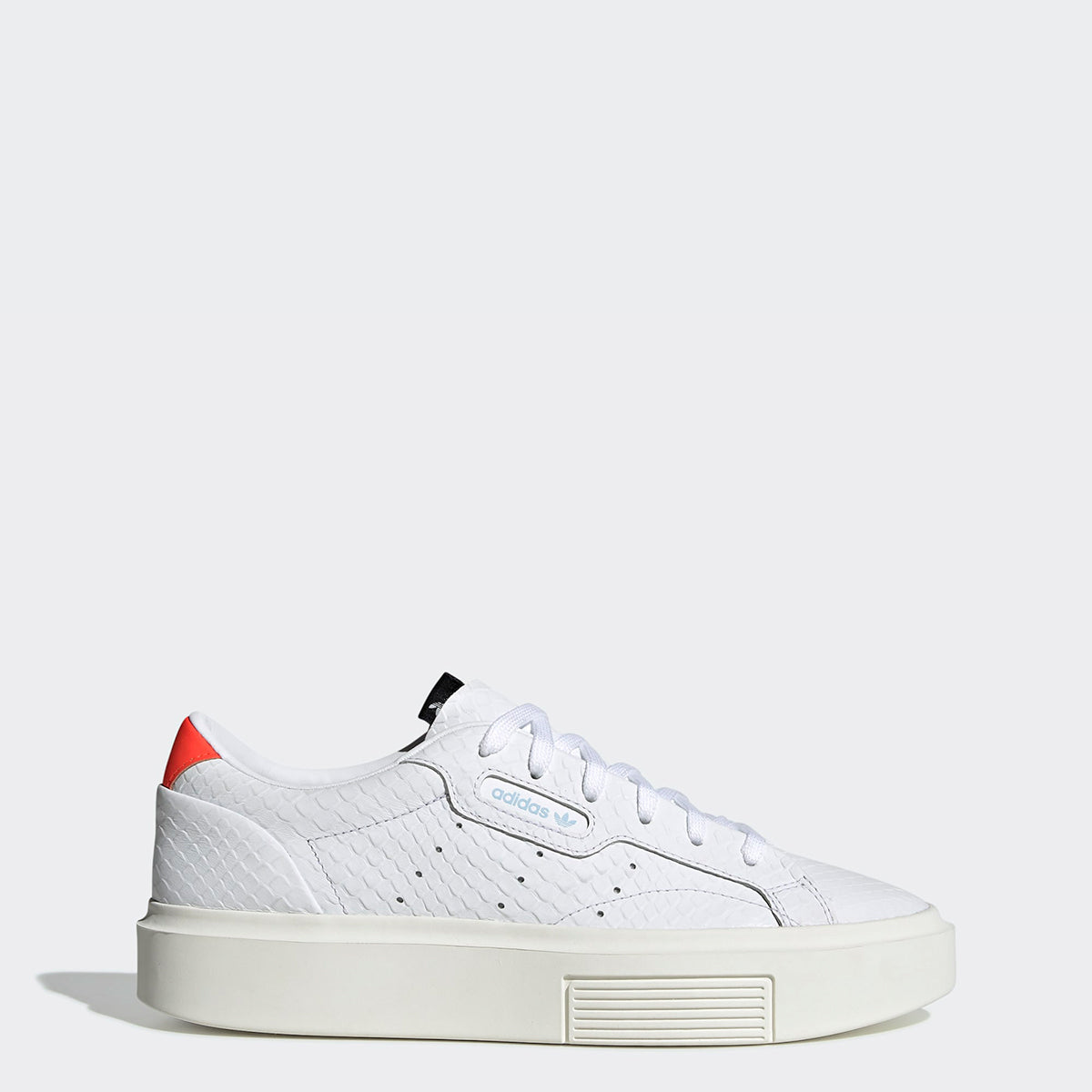adidas Sleek Super Shoes Cloud White EF1897 | Chicago City