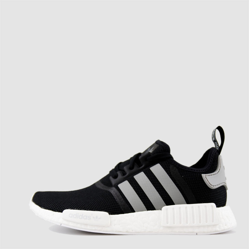 Men's adidas Originals NMD_R1 Black Charcoal