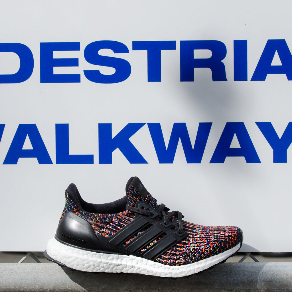 Kid's adidas Running Ultraboost Shoes Black