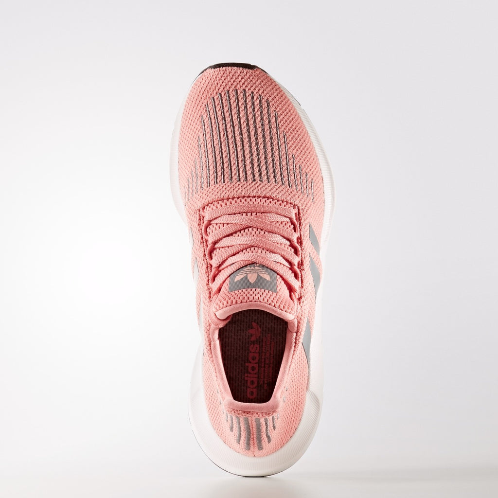 58a4368b8 Women s adidas Originals Swift Run Shoes Pink CG4139