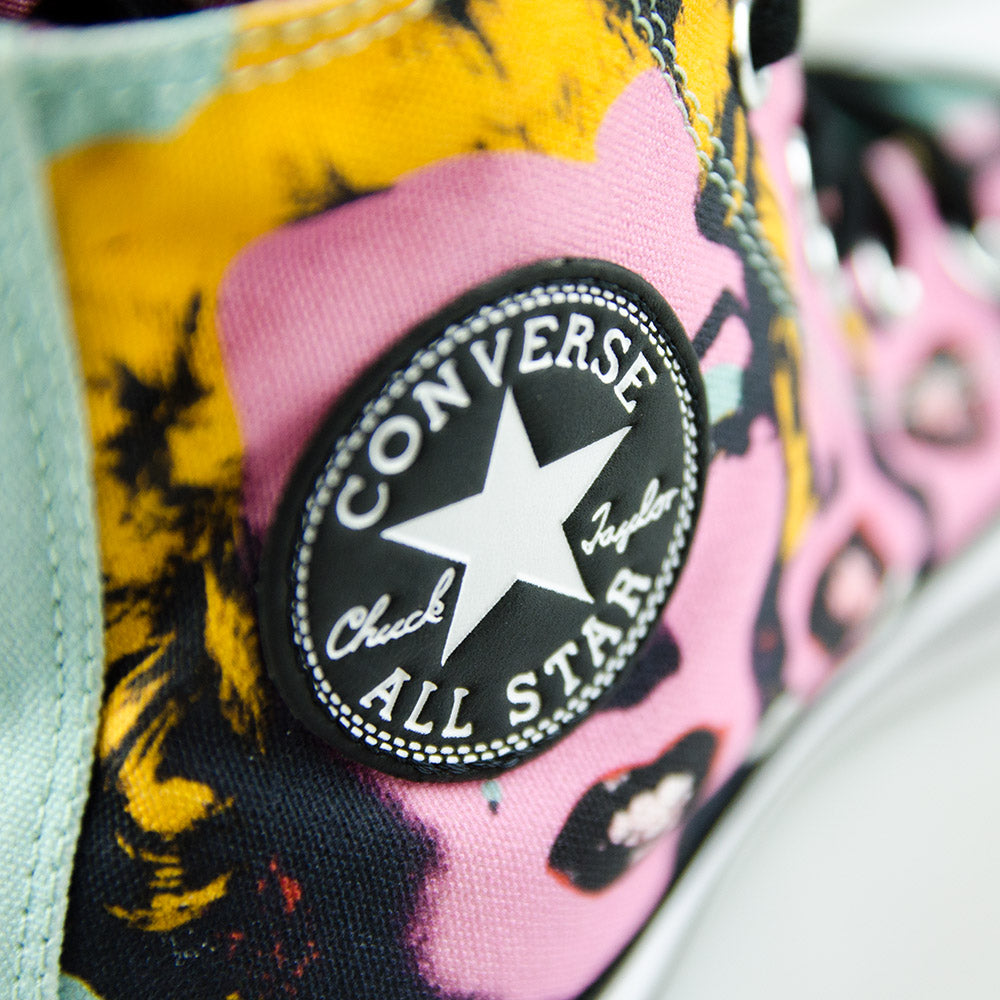 KID'S CONVERSE CHUCK TAYLOR ALL STAR WARHOL
