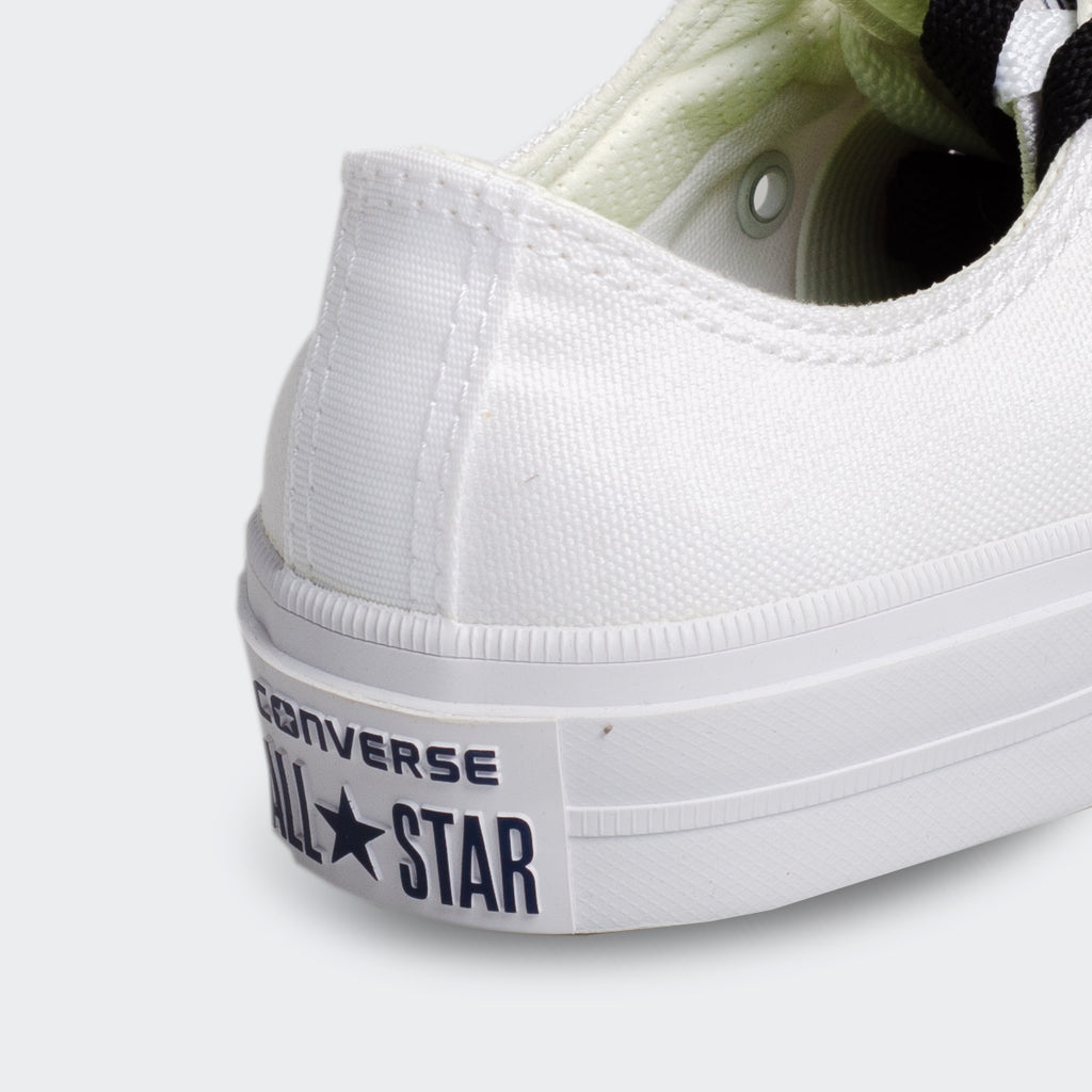 Men's Converse Chuck Taylor All Star Ox White Lunarlon
