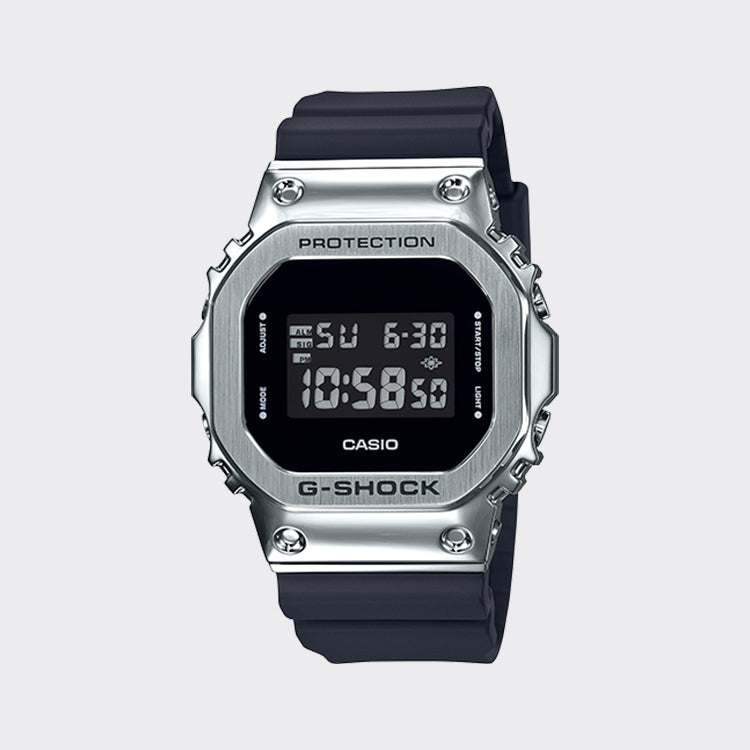 G-Shock Digital Watch GM5600-1 Black