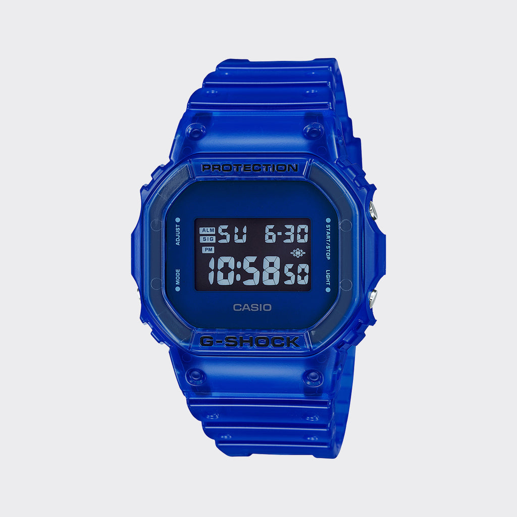 G-Shock Digital Watch 5600 Blue