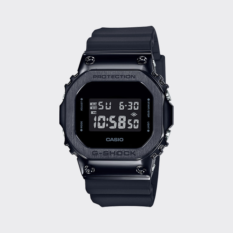 G-Shock Digital Watch GM5600B-1 Black