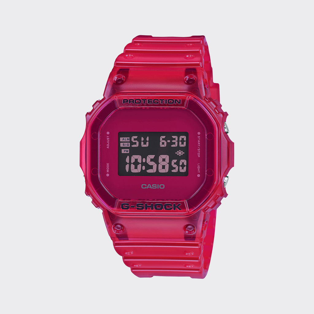 G-Shock Digital Watch 5600 Red