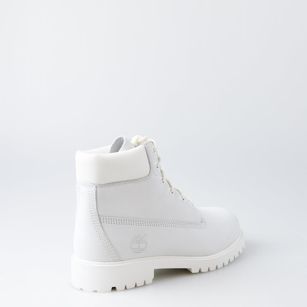 Kid's Timberland Limited Release 6-Inch Premium Waterproof Boots Ghost White