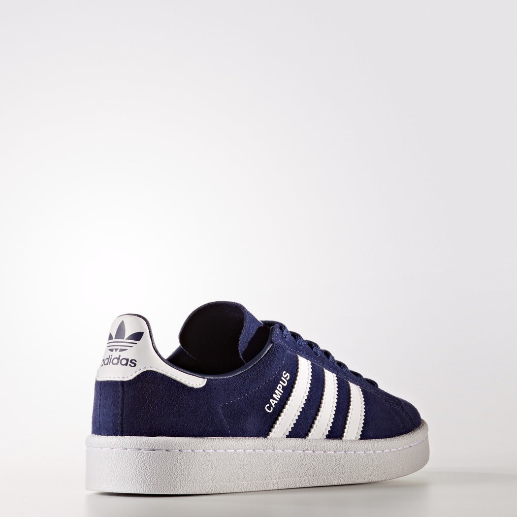 Kid's adidas Originals Campus Shoes Dark Blue