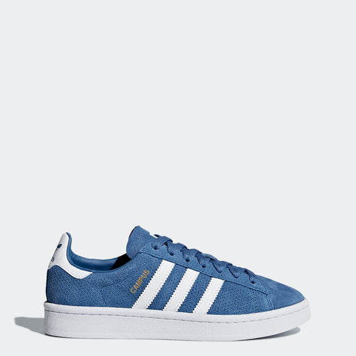 Kid's adidas Originals Campus Shoes Trace Royal