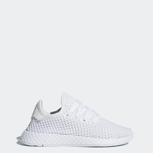 Kid's adidas Originals Deerupt Runner Shoes Cloud White
