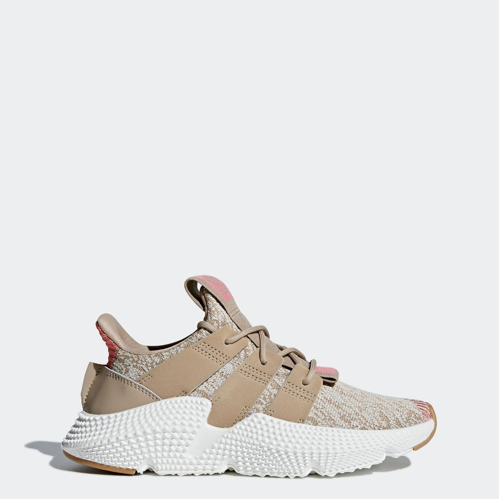 Kid's adidas Originals Prophere Shoes Trace Khaki AQ0508 | Chicago City Sports | side view