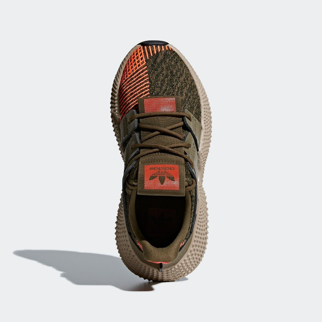 Kid's adidas Originals Prophere Shoes Trace Olive