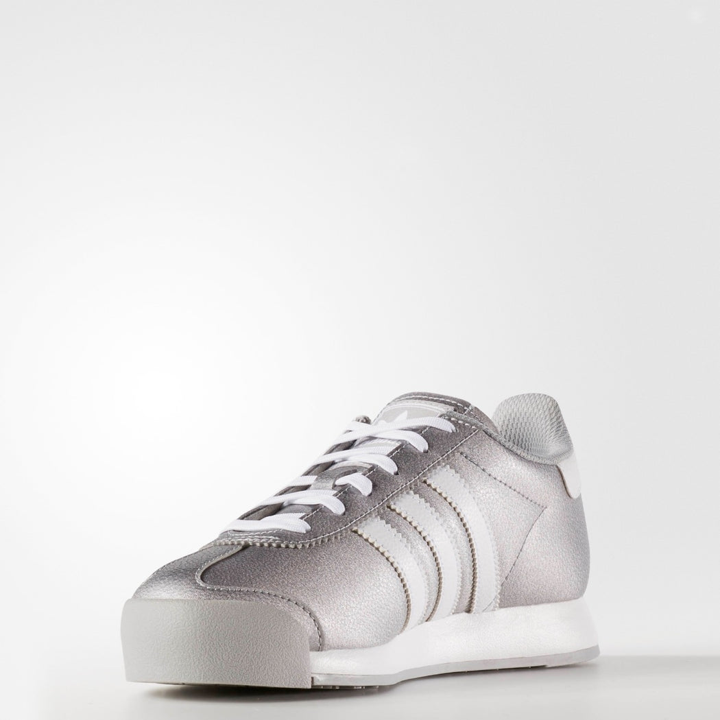 KID'S ADIDAS ORIGINALS SAMOA SILVER
