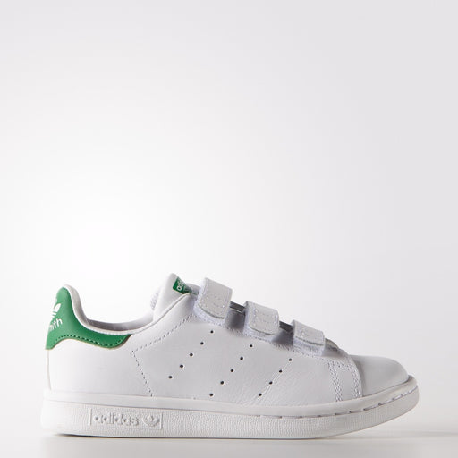 Kid's adidas Originals Stan Smith Shoes Green M20607