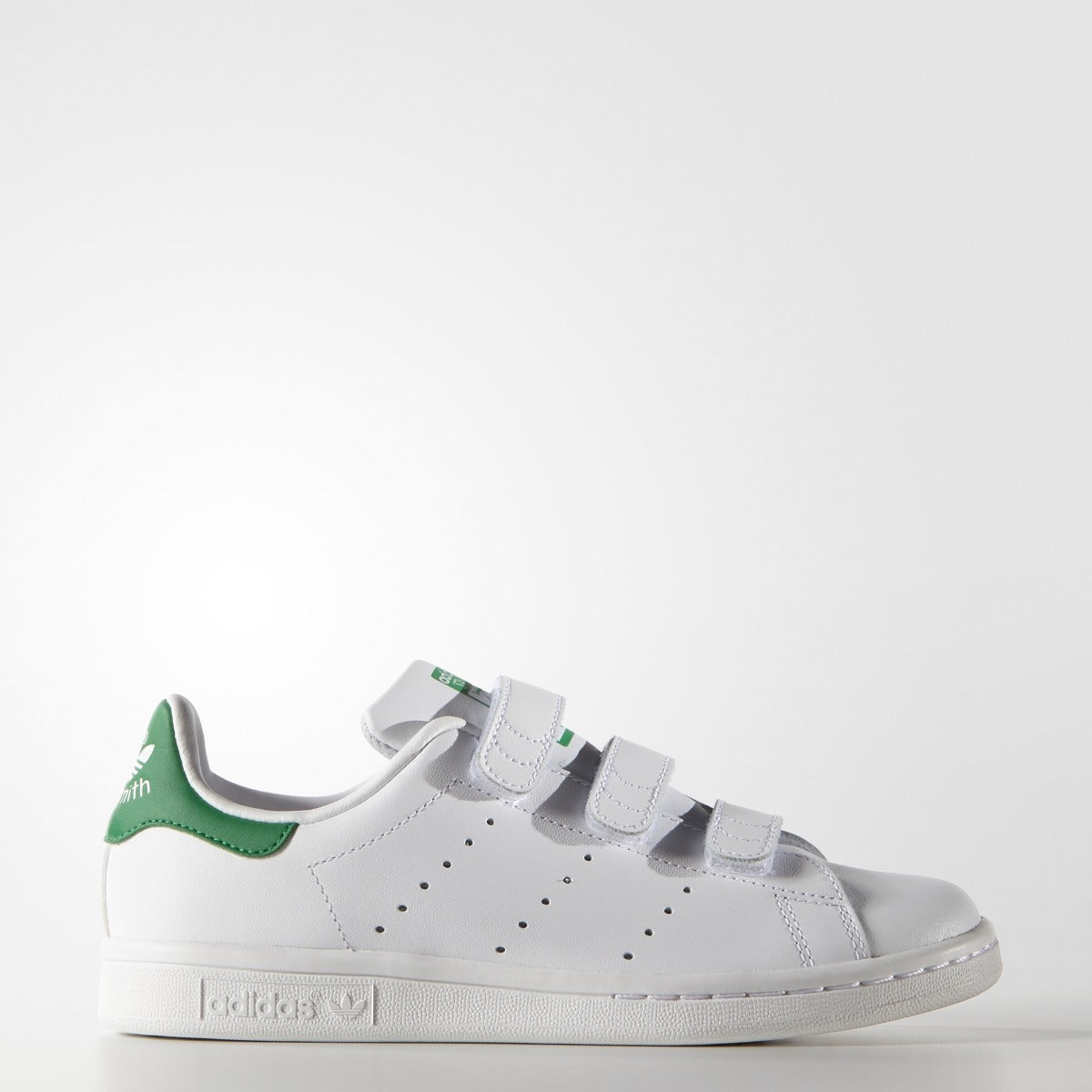 new product abb55 b80ce adidas Stan Smith Velcro Shoes Green S82702 | Chicago City ...