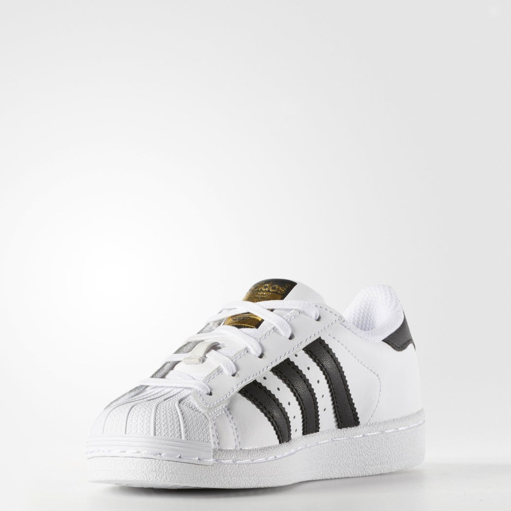 Kid's Adidas Originals Superstar Shoes White