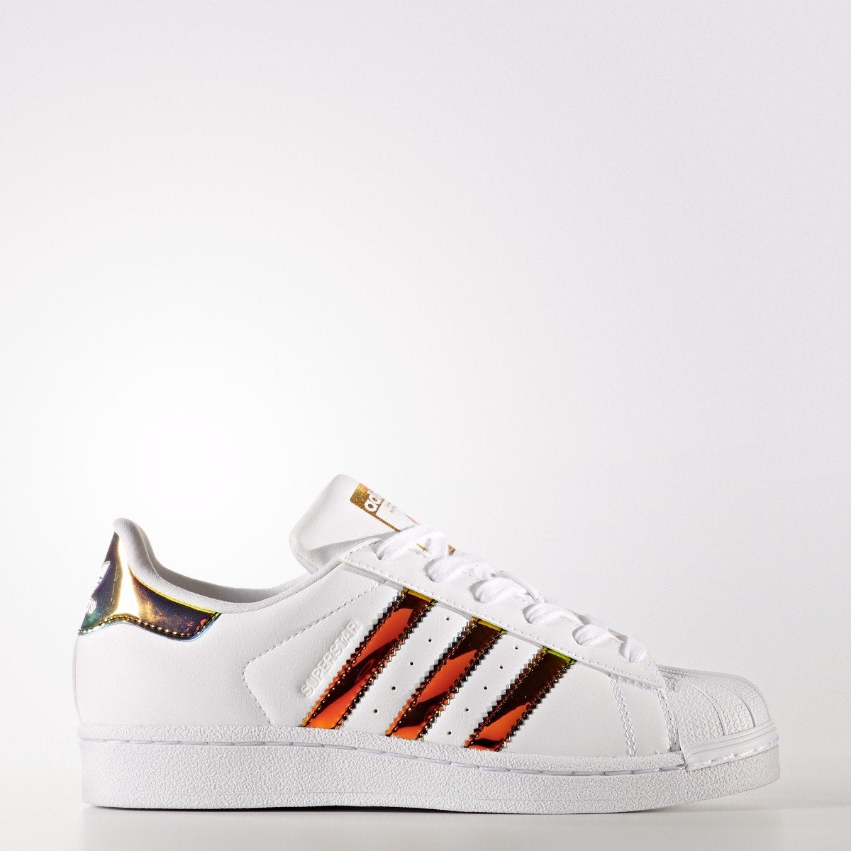 adidas Superstar Shoes Gold Iridescent CP9837 | Chicago City