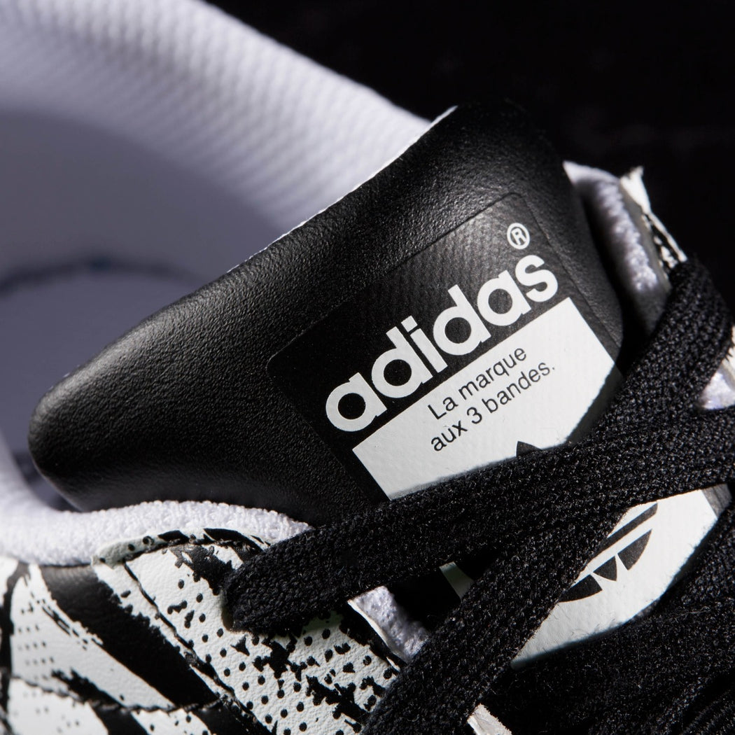 Kid's adidas Originals Superstar Shoes White/Black