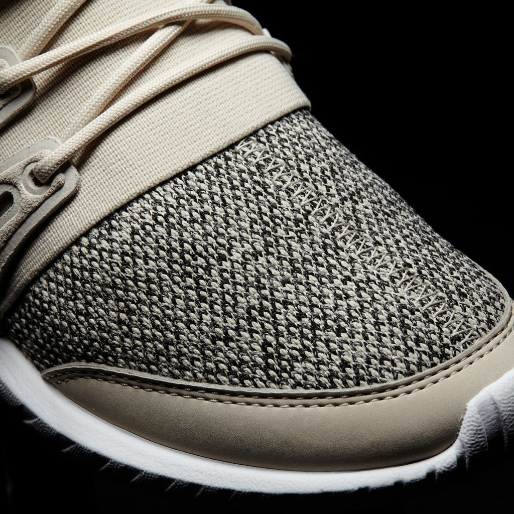 Kid's Adidas Originals Tubular Radial Clear Brown