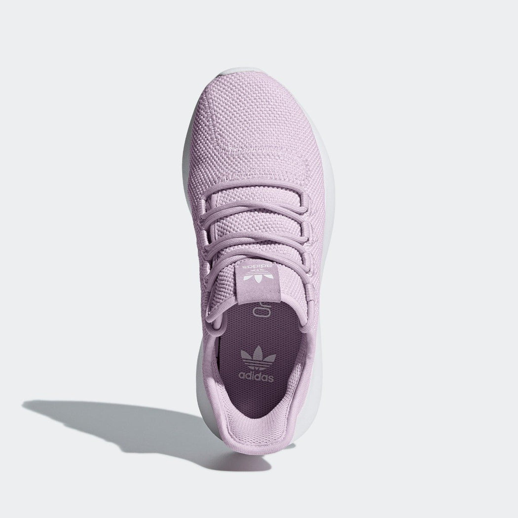 Kid's adidas Originals Tubular Shadow Shoes Aero Pink and Cloud White