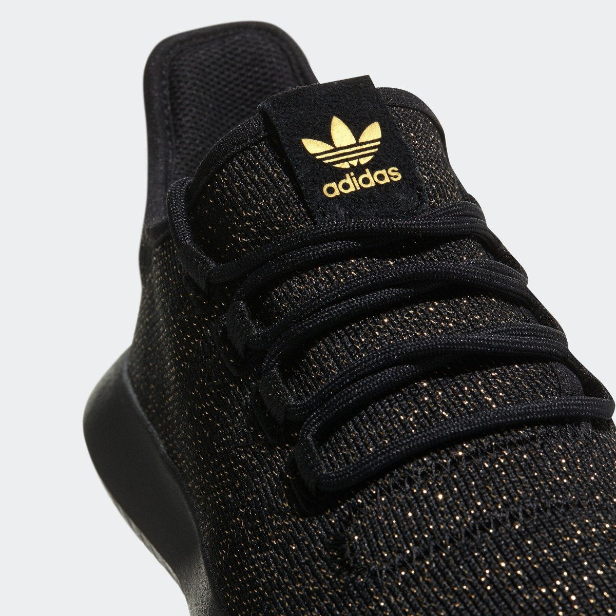 the latest c7ba3 4e5ae Kid's adidas Originals Tubular Shadow Shoes Black Gold Metallic - 10K / GOLD