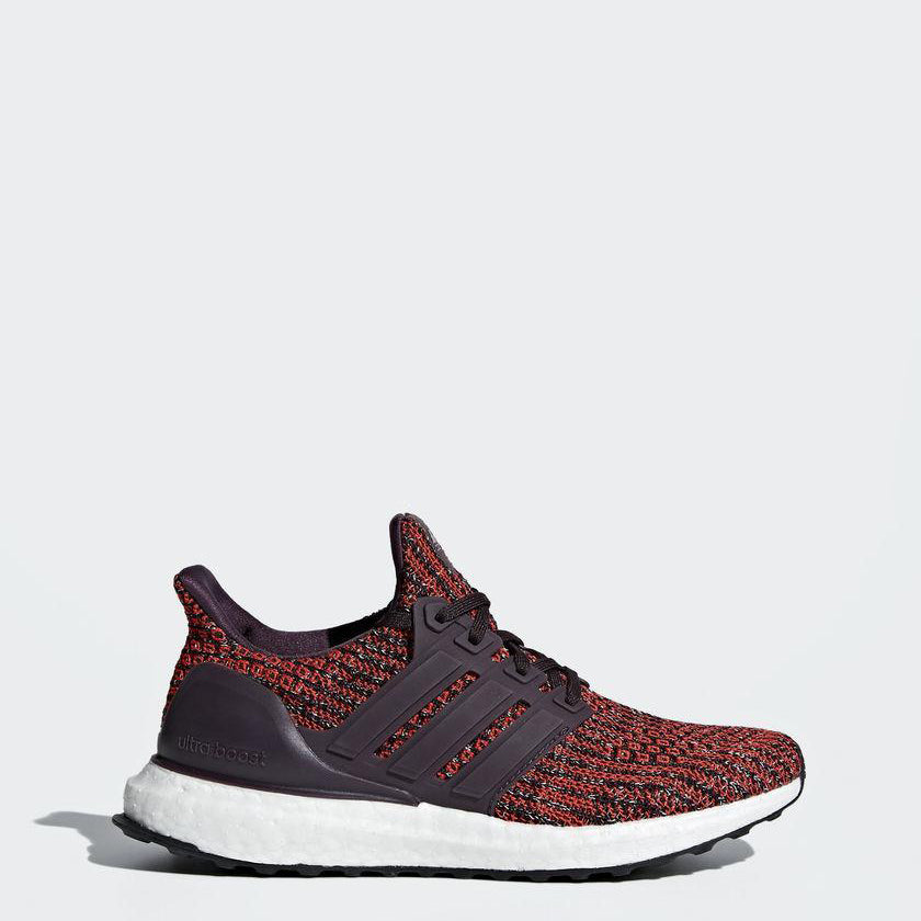 Kid's adidas Originals Ultraboost Shoes Noble Red