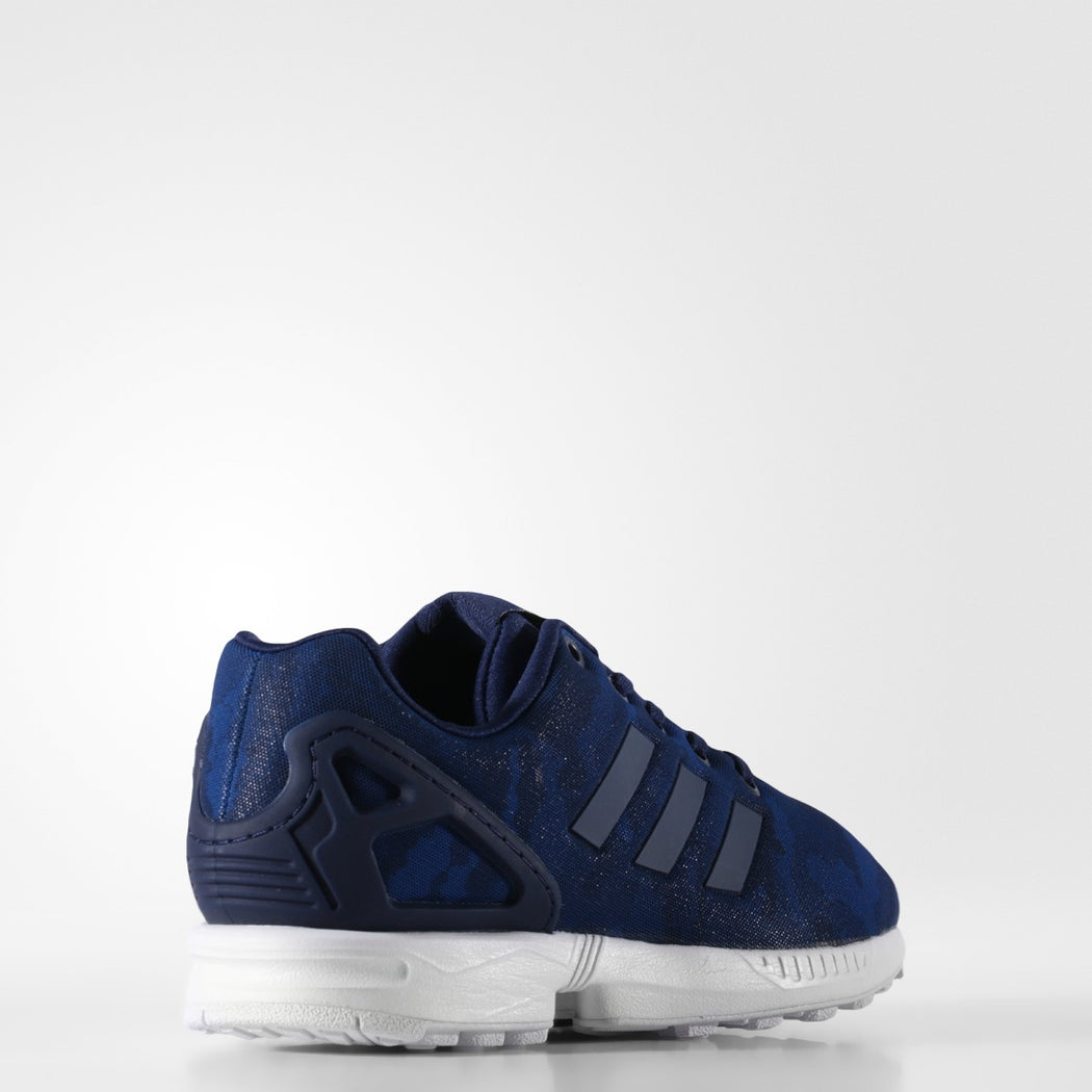 KID'S ADIDAS ORIGINALS ZX FLUX NAVY
