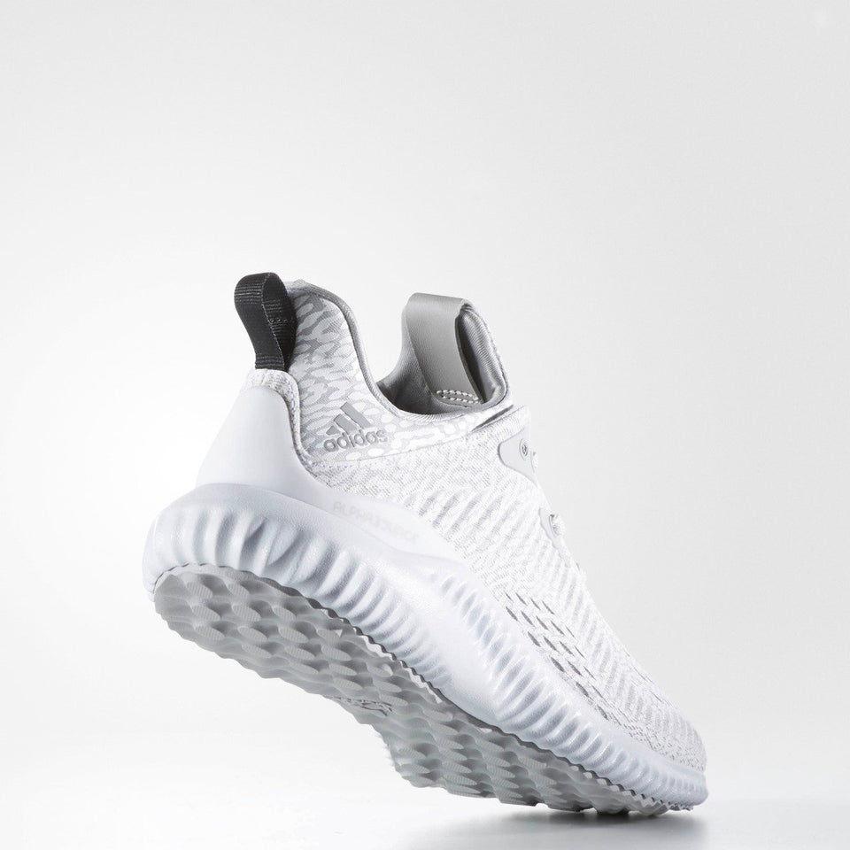 Kid's Adidas Running Alphabounce AMS GRAY