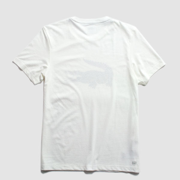 Lacoste Pixelated Croc Tee TH1387522