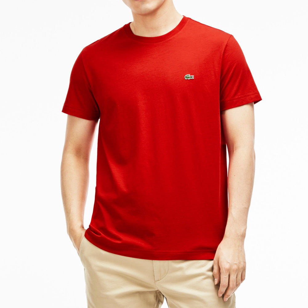 Lacoste White Basic T-Shirt TH52756H5