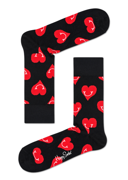 Unisex Happy Socks I Love You Gift Box