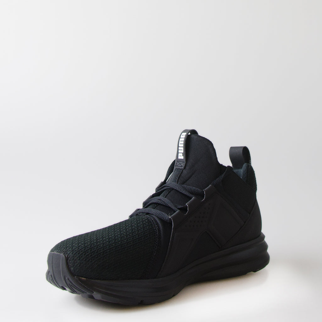 Men's Puma Enzo Casual Shoes Black