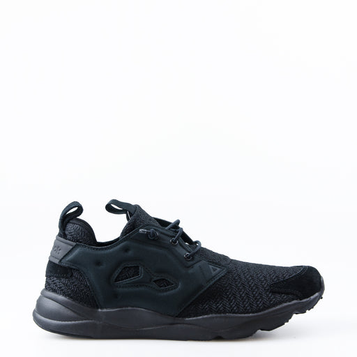 Men's Reebok Classics Furylite Refine Shoes Black
