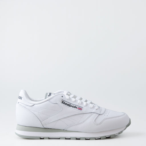 Men's Reebok Classics Leather Shoes White
