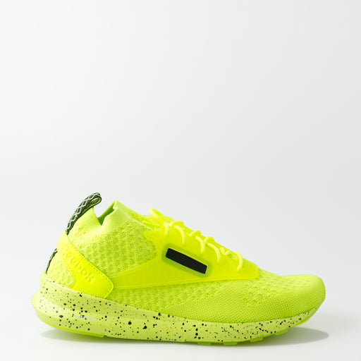 Men's Reebok Classics ZOKU Runner Ultraknit IS Shoes Solar Yellow