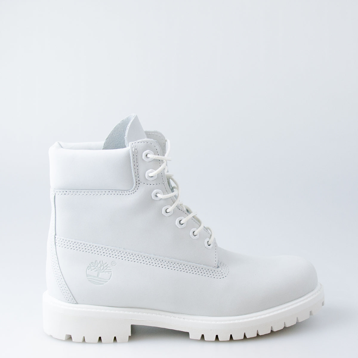 Men s Timberland Limited Release 6-Inch Premium Waterproof Boots Ghost White b3669586f9