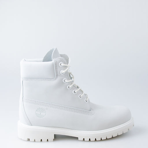 Men's Timberland Limited Release 6-Inch Premium Waterproof Boots Ghost White