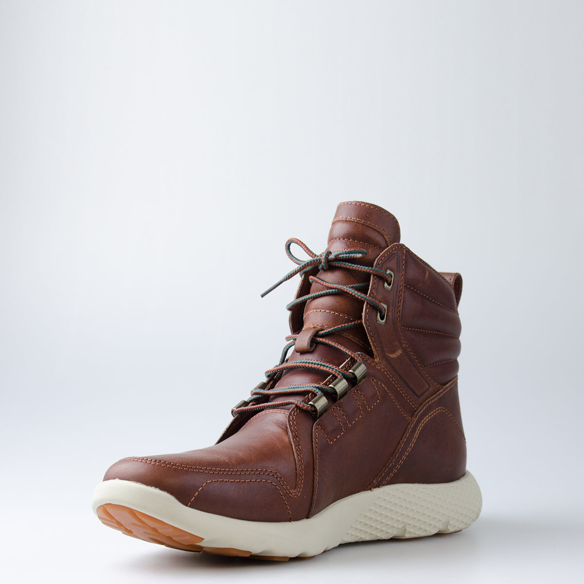 a33a8303ceda Men s Timberland Limited Release FlyRoam Leather Boots Sundance Brown. 1